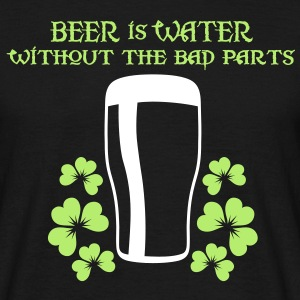 Beer is Water T-Shirts - Männer T-Shirt