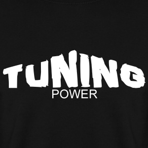 tuning power Felpe - Felpa da uomo
