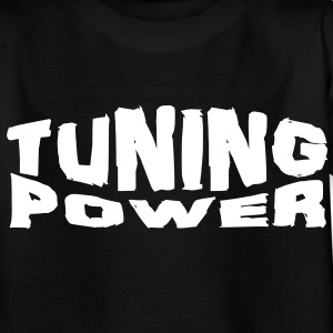 tuning power Shirts - Teenager T-shirt