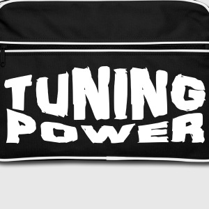tuning power Bags  - Retro Bag