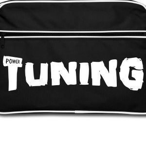 tuning power Borse - Borsa retrò