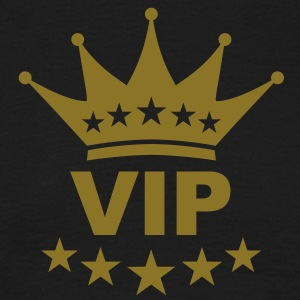 vip_king_crown_1c T-shirts - Herre-T-shirt