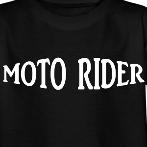 moto rider Shirts - Teenage T-shirt