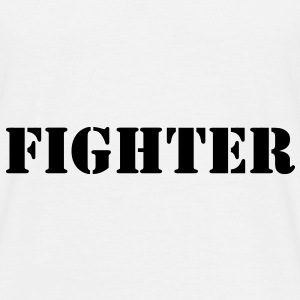 Fighter T-Shirts - Männer T-Shirt
