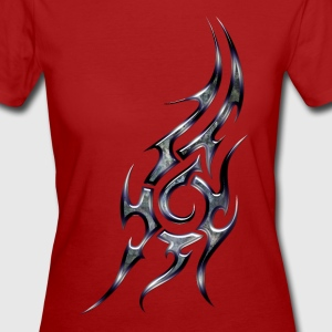 tribal 3 by customstyle Tee shirts - T-shirt Bio Femme