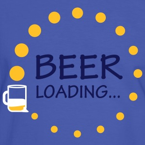 beer_loading T-shirts - Mannen contrastshirt