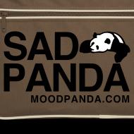 Design ~ Sad Panda Retro Bag