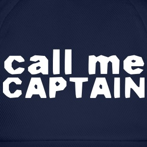 Captain Cap - Baseball Cap
