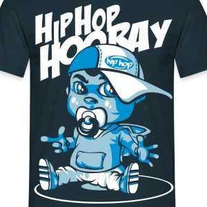 Hip hop baby - T-shirt Homme
