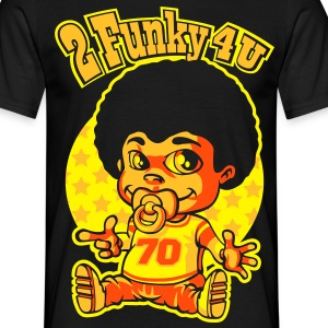 Funky baby - T-shirt Homme