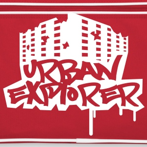 Urban Explorer  - 1color - Retro Tasche