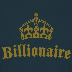 Billionaire T-Shirts - Men's T-Shirt