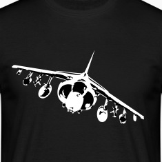 Harrier Front T-Shirts