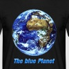 The blue Planet (Erde) - Männer T-Shirt