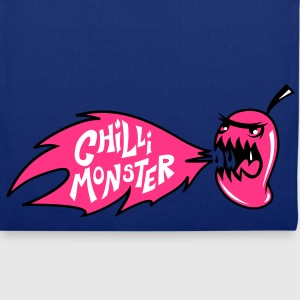 Chilli Monster Bags  - Tote Bag