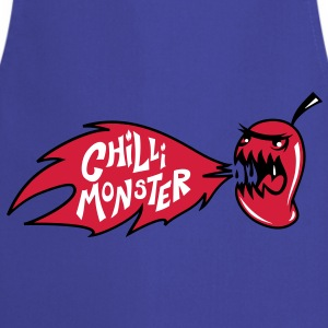 Chilli Monster  Aprons - Cooking Apron