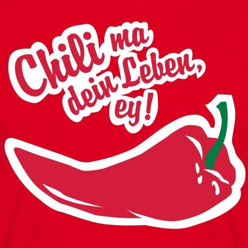 Chili ma dein Leben, ey!, Chili down