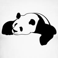 Design ~ Mens Raglan Big Panda
