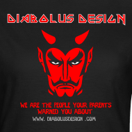 Design ~ Diabolus Design Women's T-Shirt
