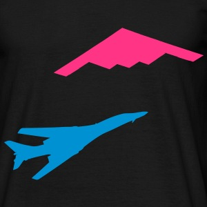 B2 Stealth Bomber T-Shirts - Men's T-Shirt