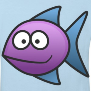 Fish - Kids' Organic T-shirt
