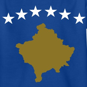 Kosovo Flag Tee shirts Enfants - T-shirt Ado