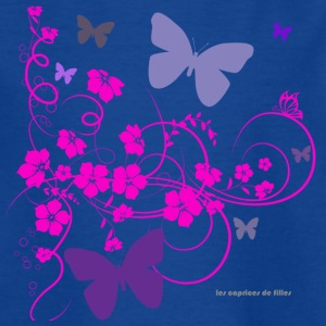 butterfly T-shirts - Teenager-T-shirt