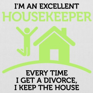 Excellent Housekeeper 1 (2c)++ Sacs - Tote Bag