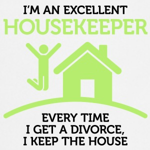 Excellent Housekeeper 1 (2c)++ Tabliers - Tablier de cuisine