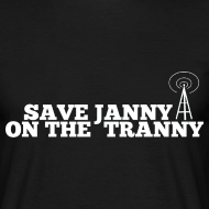 Design ~ Save Janny on the Tranny