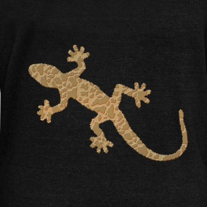 Gold Salamandre - Women's Boat Neck Long Sleeve Top