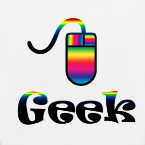 Geek mouse - EarthPositive Tote Bag