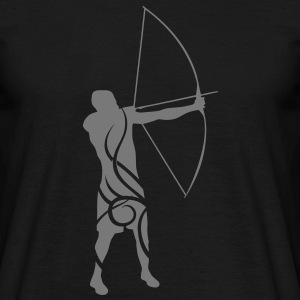Archery tribal T-shirt - Men's T-Shirt
