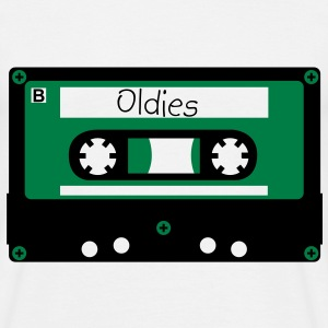 Tape Oldies - Männer T-Shirt