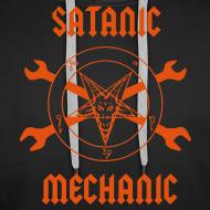 Design ~ Satanic Mechanic Hoody