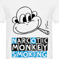 Design ~ narcotic monkey (M)