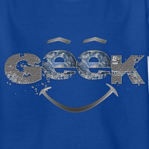 geek earth 1 by customstyle Tee shirts Enfants - T-shirt Ado