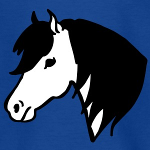 Pony Kinder T-Shirts - Teenager T-Shirt