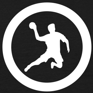 handball icon T-Shirts - Männer T-Shirt