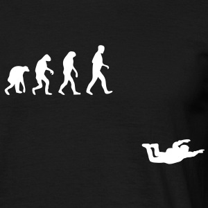 base jumping evolution T-Shirts - Männer T-Shirt