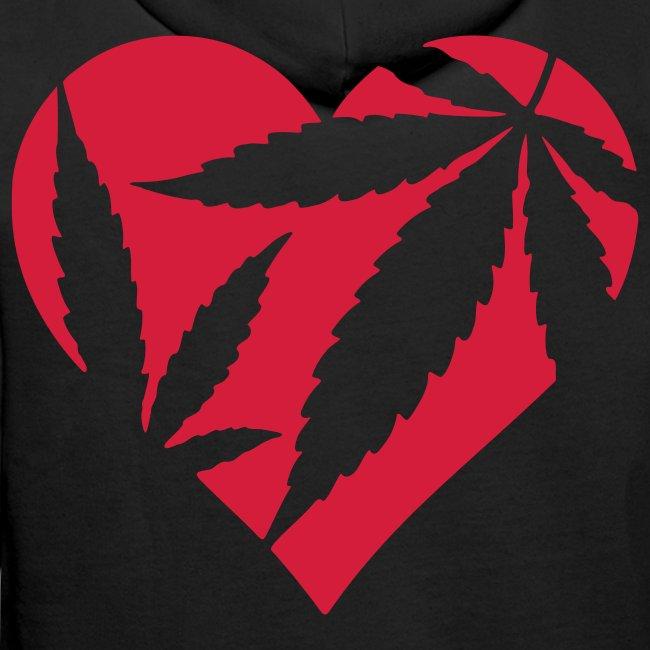 i love cannabis huppari
