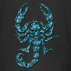 Blue Scorpion, DD Kids' Tops - Kids' Premium Zip Hoodie