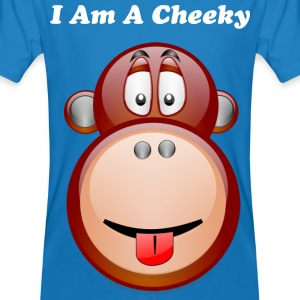 I'm A cheeky Monkey Collection - Men's Organic T-shirt