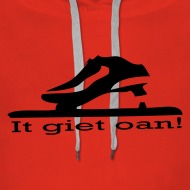 Ontwerp ~ Sweater It Giet Oan