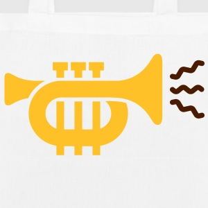 Trumpet (2c)++ Bags  - EarthPositive Tote Bag