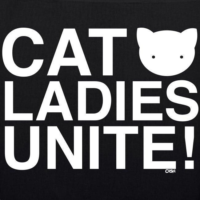 Cat Ladies Unite!