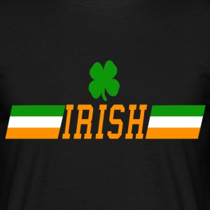 The Irish - Men's T-Shirt