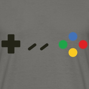 Super Gaming Controller T-Shirts - Men's T-Shirt