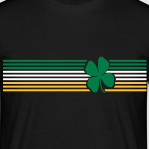 Irish Clover - Men's T-Shirt