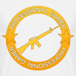 Professional Gamer - Men's T-Shirt